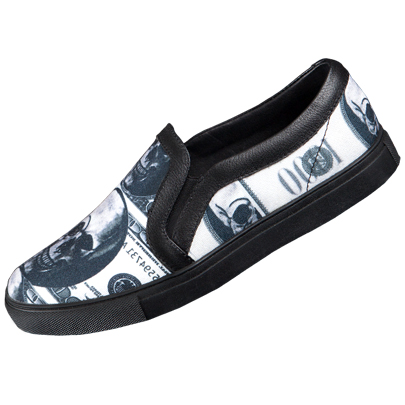 Skulllism Slip-On_Dollar